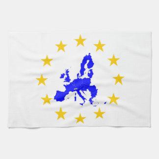 European union kitchen towel
