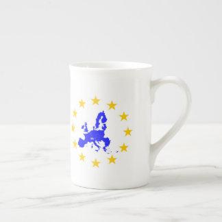 European union tea cup