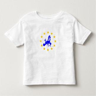 European union toddler t-shirt