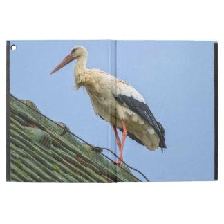 """European white stork, ciconia iPad pro 12.9"""" case"""