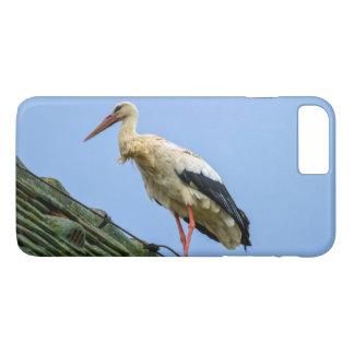 European white stork, ciconia iPhone 8 plus/7 plus case