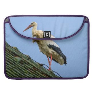 European white stork, ciconia sleeve for MacBooks
