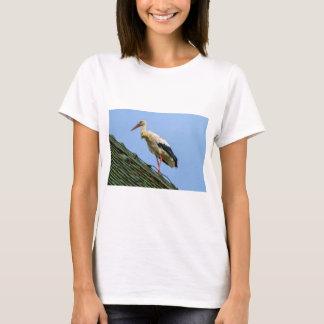 European white stork, ciconia T-Shirt