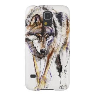 European Wolf Galaxy S5 Cover