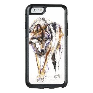 European Wolf OtterBox iPhone 6/6s Case