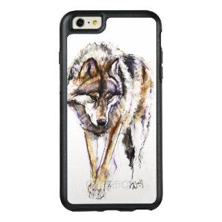 European Wolf OtterBox iPhone 6/6s Plus Case