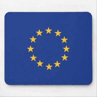 Europeanunion flag mouse pad