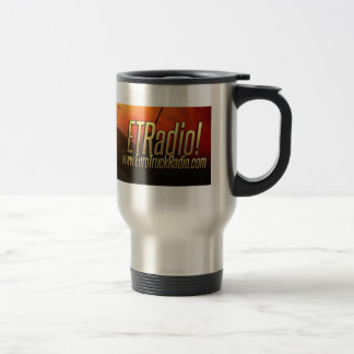 EuroTruck Radio Stainless Steel 444 ml  Travel Mug