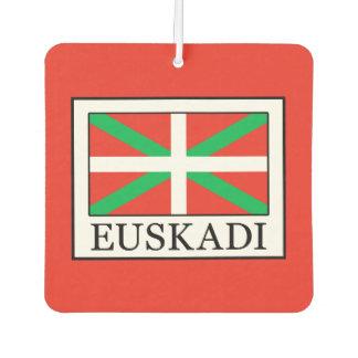 Euskadi Air Freshener