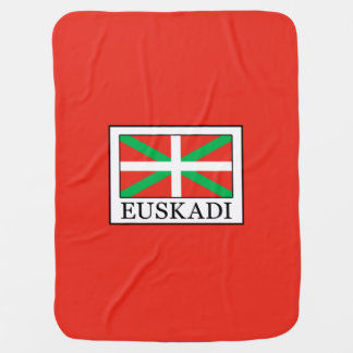 Euskadi Baby Blanket