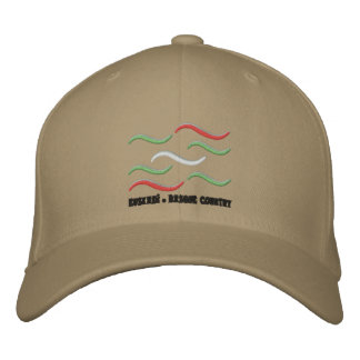 Euskadi - Basque Country 1 Embroidered Hat