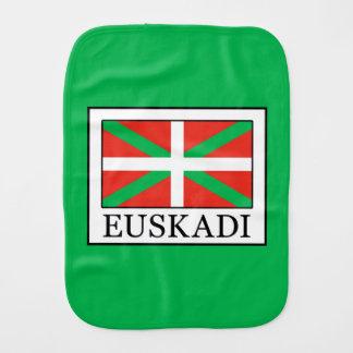 Euskadi Burp Cloth