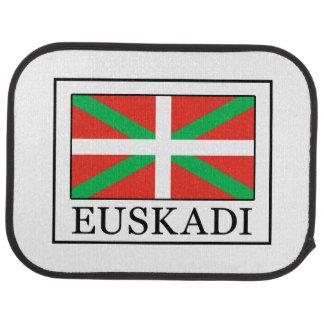 Euskadi Car Mat