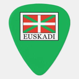 Euskadi Guitar Pick