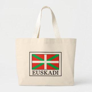 Euskadi Large Tote Bag
