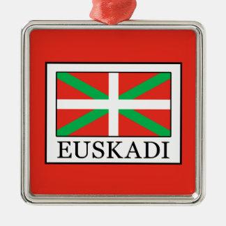 Euskadi Metal Ornament