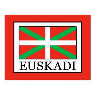 Euskadi Postcard