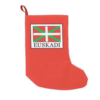 Euskadi Small Christmas Stocking