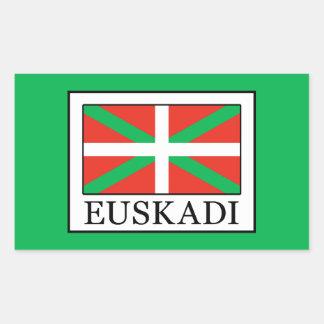 Euskadi Sticker