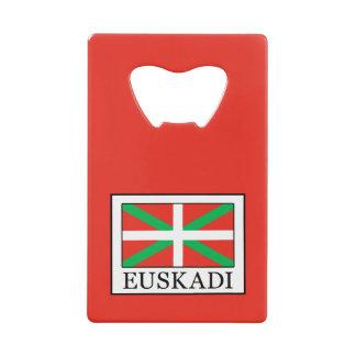 Euskadi Wallet Bottle Opener