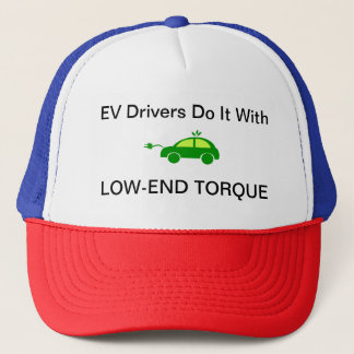 EV Drivers Do It Trucker Hat