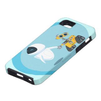EVA and WALL-E iPhone 5 Case