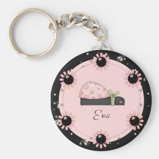 Eva Ladybug Keychain