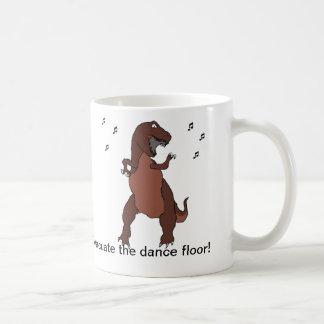 Evacuate the dance floor! coffee mug