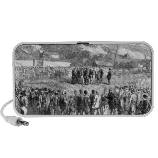 Evacuation of the Crimea by the Allies Mp3 Speakers