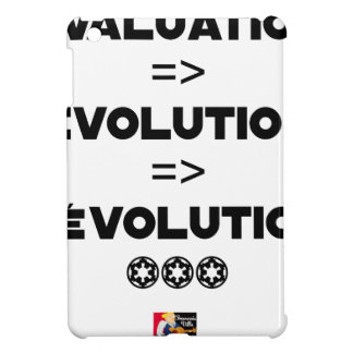 EVALUATION EVOLUTION REVOLUTION Word games - I Cover For The iPad Mini