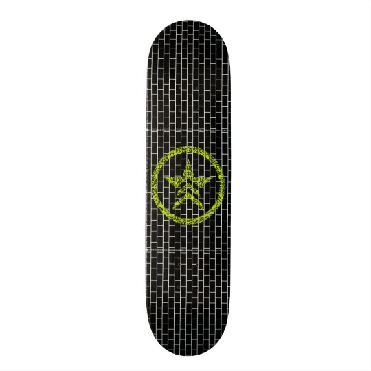 Evan Black Brick Element Custom Pro Park Board Skateboard Decks