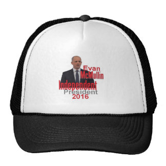 Evan McMULLIN 2016 Trucker Hat