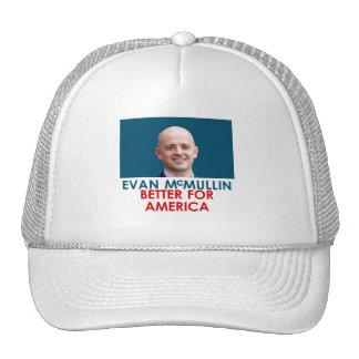 Evan McMullin - Better for America Trucker Hat