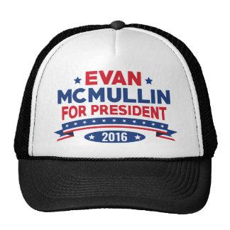 Evan McMullin For President Trucker Hat