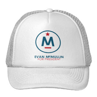 Evan McMullin - It's never too late Trucker Hat