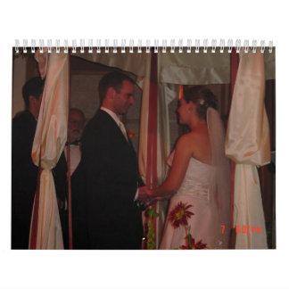 Evan & Miriam 048 Calendar