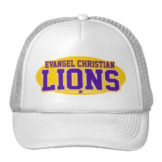 Evangel Christian Academy; Lions Trucker Hat