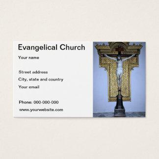 Evangelical card