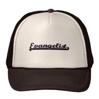Evangelist Classic Job Design Trucker Hat