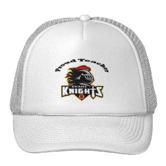 Evans Elementary Proud Teacher Trucker Hat