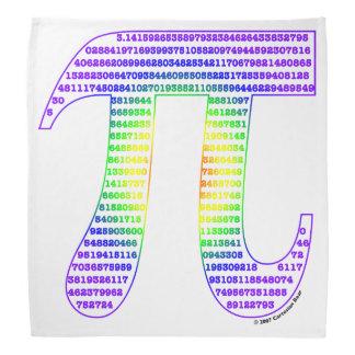 Evan's Pi #1 Bandana