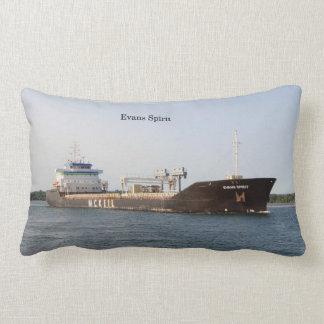 Evans Spirit lumbar pillow