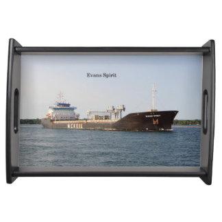 Evans Spirit tray