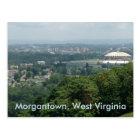 Evansdale Coliseum Morgantown WV Postcards