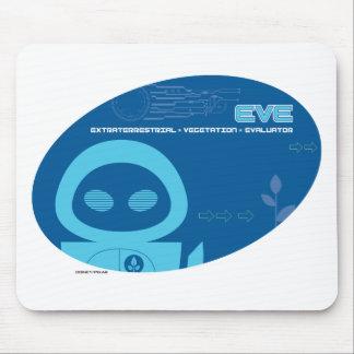 Eve Blue Disney Mousepad