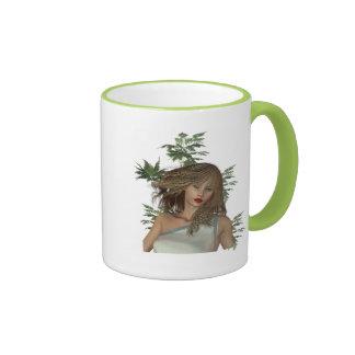 Eve in Eden  Coffee Mug