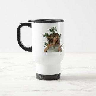Eve in Eden Plastic Travel Mug