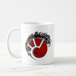 Eve Punk Minmatar Mohawk Coffee Mug