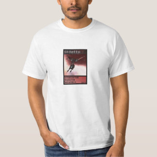 Eve Stiletto Card T-Shirt