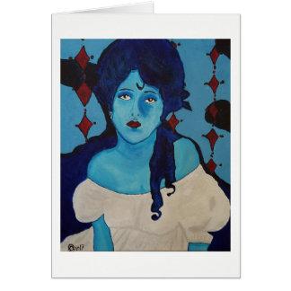 Evelyn Blue Card